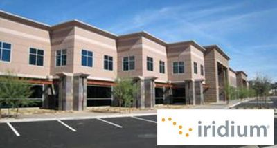 Congratulations to Iridium Satellite on their renewal at ASU Research Park