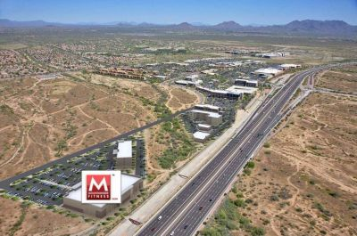 Mountainside Fitness plans a new location at Desert Ridge Corporate Center