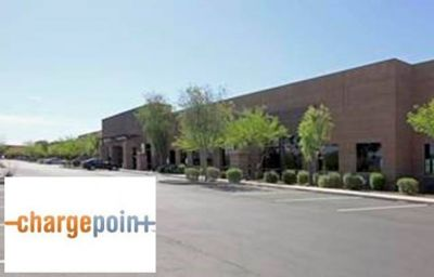 Pima Center signs lease to Chargepoint