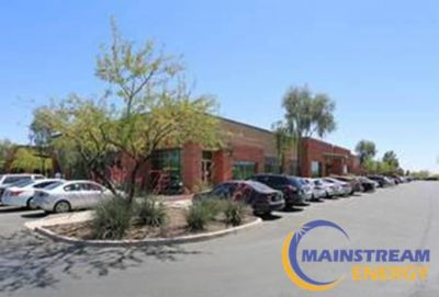 Mainstream Energy expands their space at Pima Center
