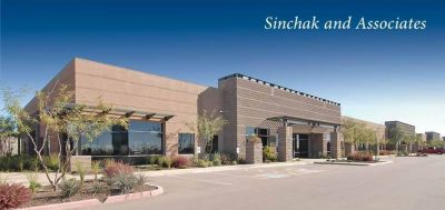 Sinchak and Associates is now located at Pima Center