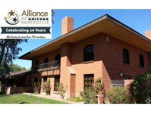 Alliance of Arizona Non-Profits Moves to 360 E. Coronado