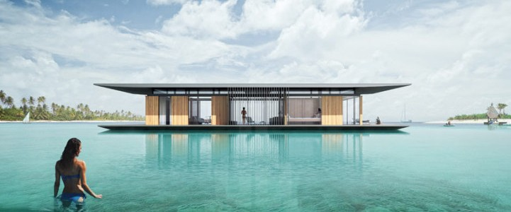 Floating House2