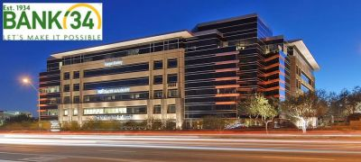 Bank 34 signs lease at Pinnacle in Kierland IV