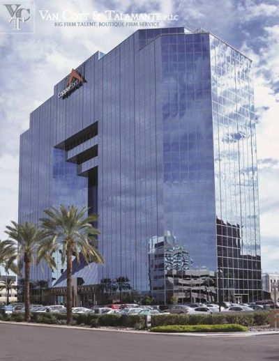 CopperPoint Tower welcomes new tenant, Van Cott & Talamante, PLLC