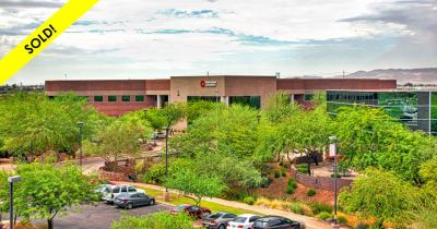 Papago Arroyo Sells for Over $40 Million ($146/SF)