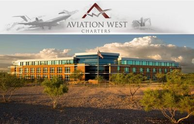Aviation West Charters Moves to The Pinnacle in Perimeter Center in Scottsdale