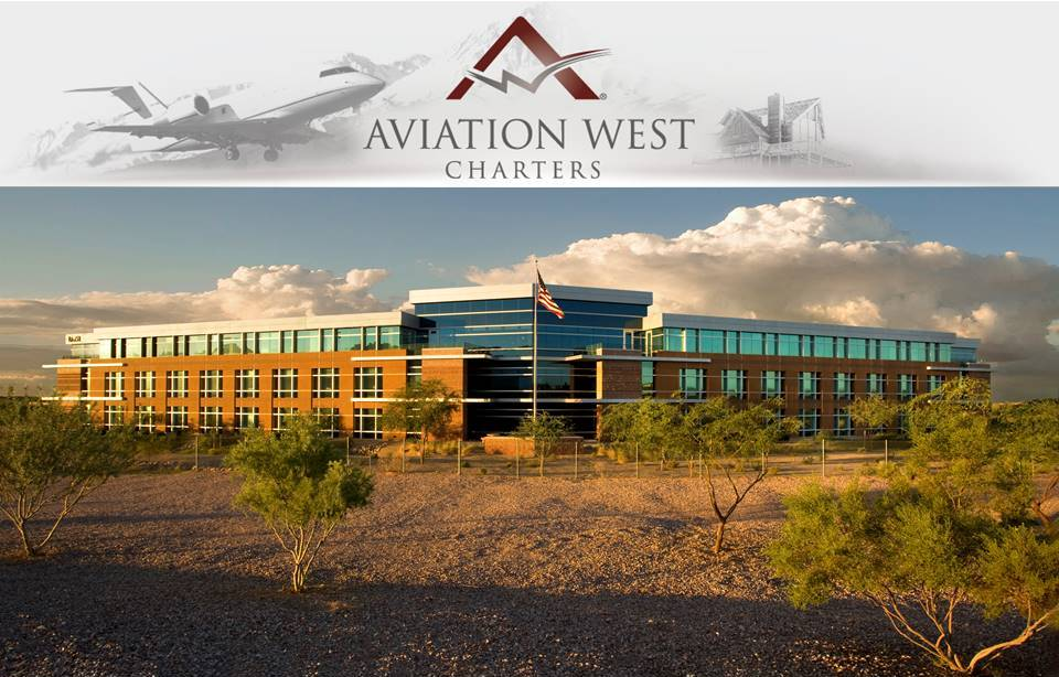 Aviation West Charters post