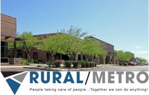 Rural Metro post