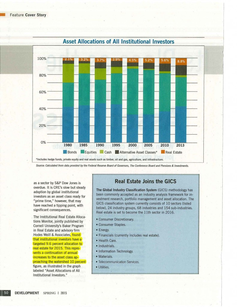 RE Takes Its Place as the Fourth Asset Class_Page_3