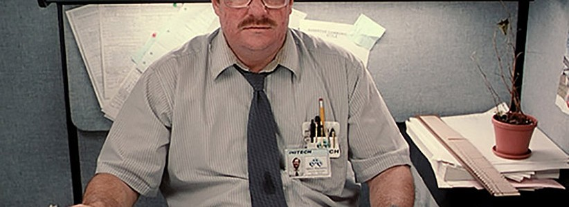 Office Space clip