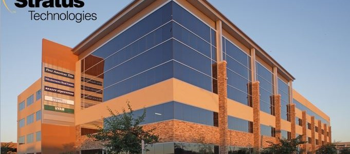 Another Desert Ridge deal in the books. Congratulations to Stratus Technologies on their new office.