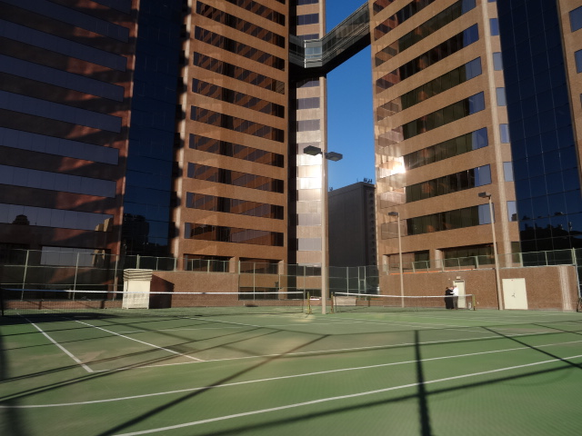 Ren Tennis Courts